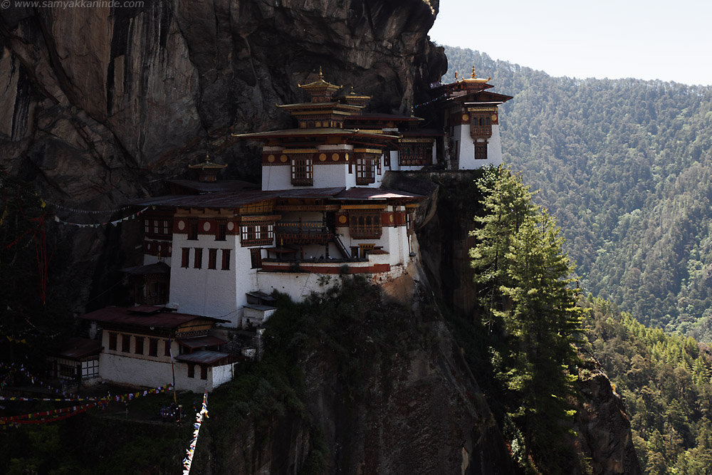 Paro Taktsang aka The Tiger's Nest